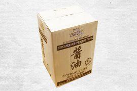Соевый соус (Сэнсой) «Для суши». 10 литров в коробке
