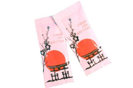 Соус соевый (Сэнсой)  «Для суши» 1 коробка / 300 шт. (15 мл.)