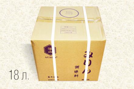 Соус рисовый (Mirin). Коробка, 20 литров