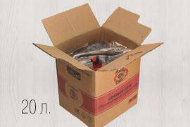 Соевый соус «Дункан». 20 литров в коробке