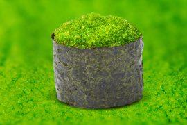 Икра «МАСАГО» зеленая 0,5 кг. в упаковке Балтийский Берег