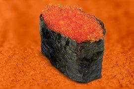 Икра «МАСАГО» оранжевая 0,5 кг. в упаковке Балтийский Берег