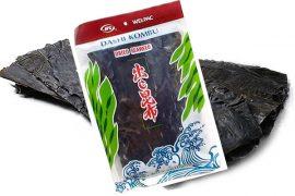Водоросли (Kombu) сухие 1 кг. в упаковке