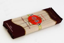 Лапша гречневая 300 гр. в упаковке Соба