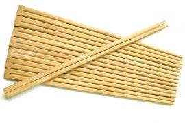 Палочки бамбуковые 100 шт. в упаковке