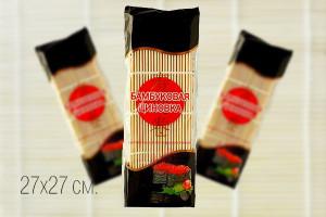 циновка для роллов из бамбука, палочки бамбуковые, ножи и посуда для японской кухни, для суши и роллов