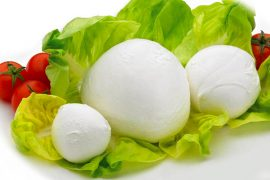 Сыр Моцарелла «PICCA TOPING ХОРЕКА» весовой, цена за 1 килограмм