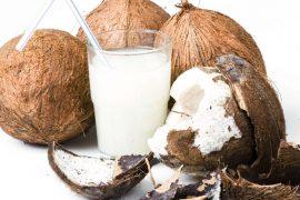 Молоко кокосовое 400 гр. Банка.