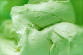 Сыр творожный Милетто 3 кг 62% зеленый