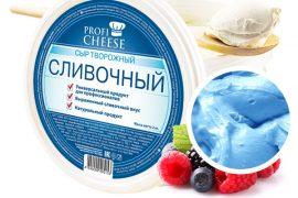 Сыр творожный синий ПРОФИЧИЗ (Prof Cheese), 5 кг.
