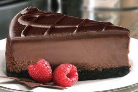 Чизкейк New-York  Шоколадный, 2 кг., 16 порций